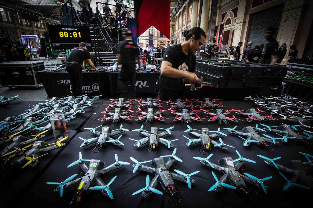 racer drones