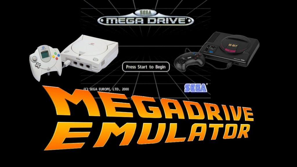 megadrive emulateur