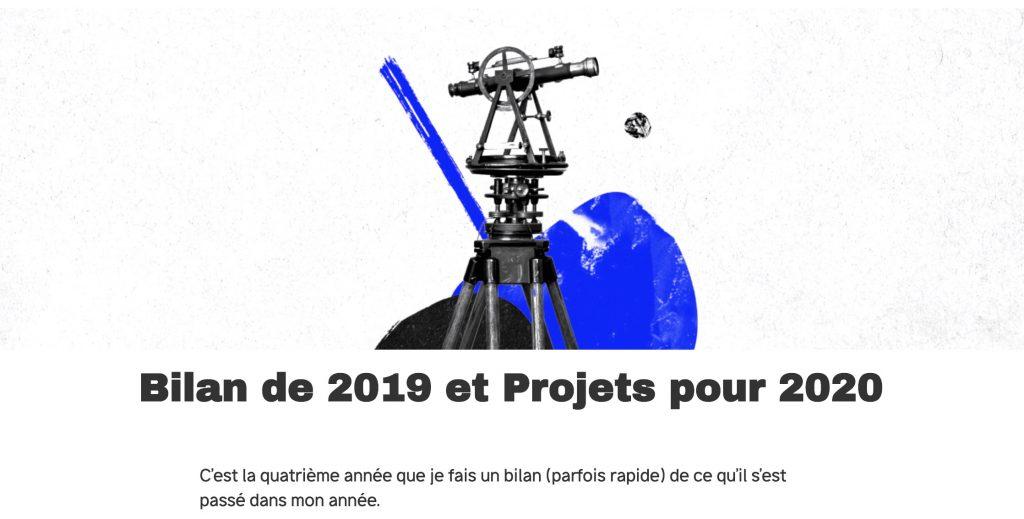 Alexis Minchella présente son bilan 2019