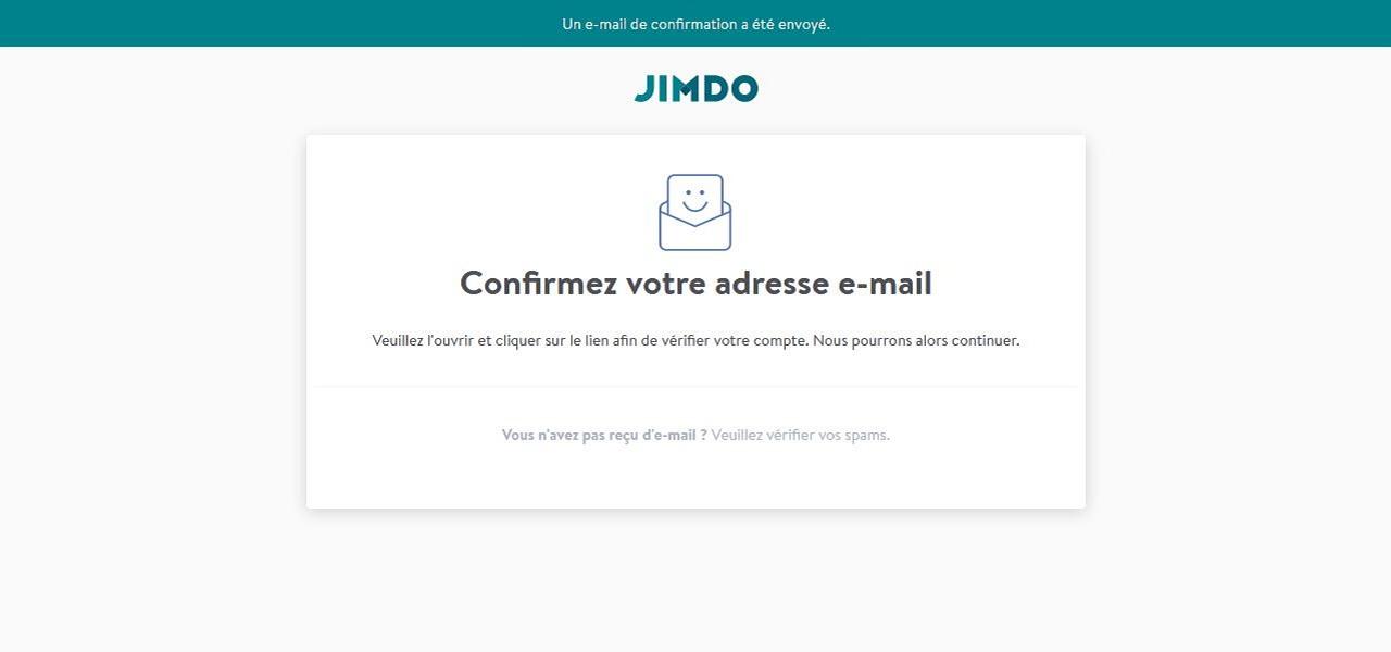 Avis et Guide sur Jimdo.