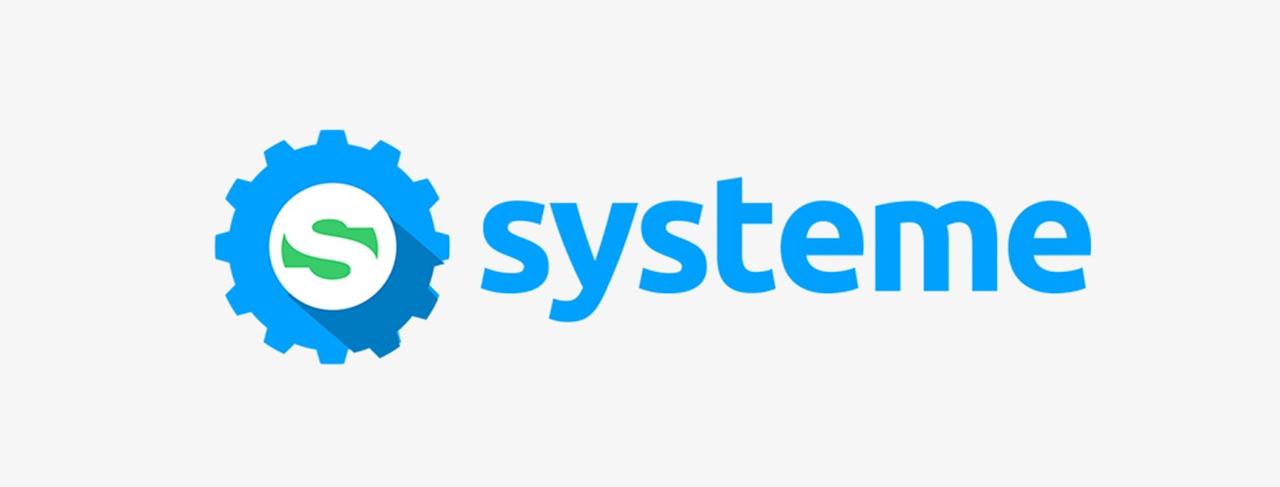 Séquence email de bienvenue Système.io