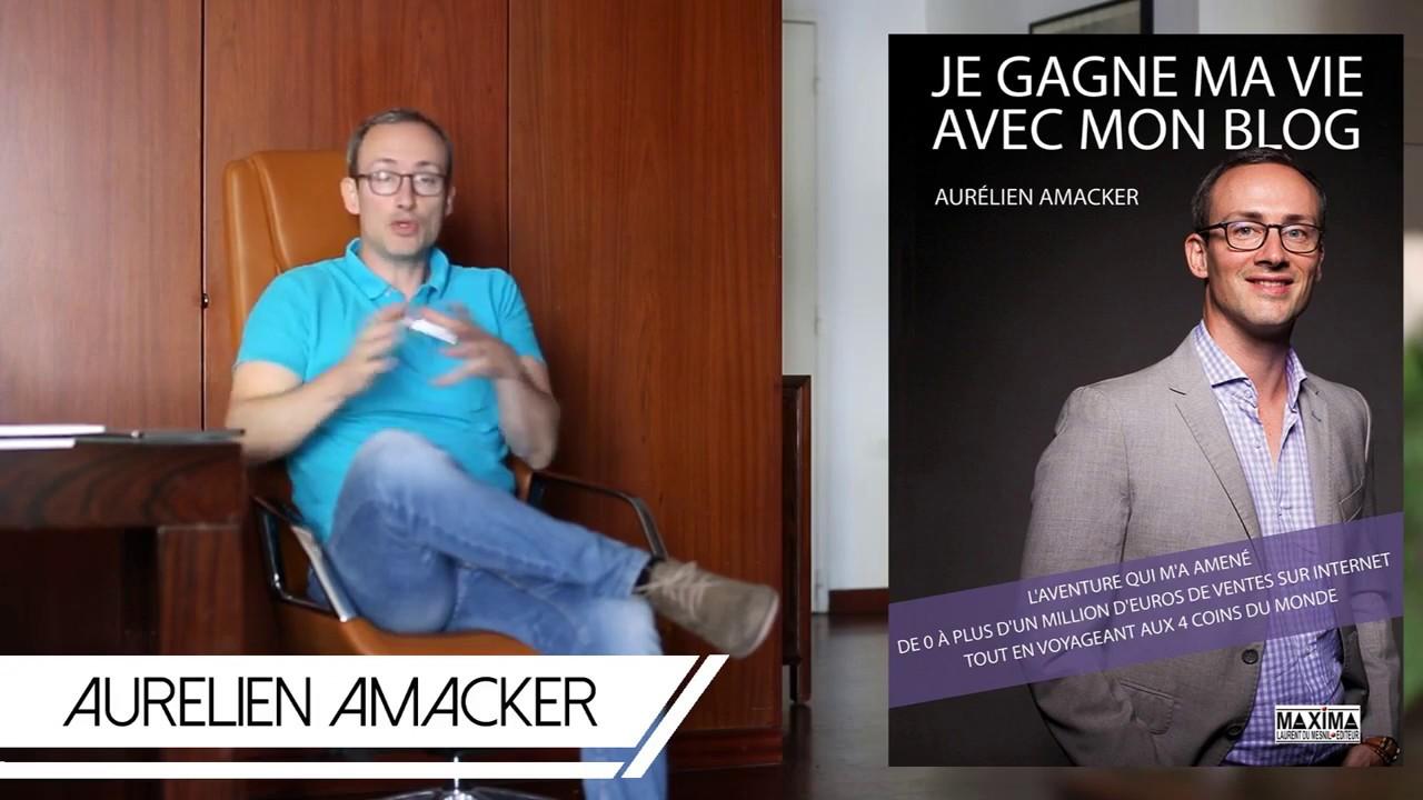 Qui est Aurélien Amacker?