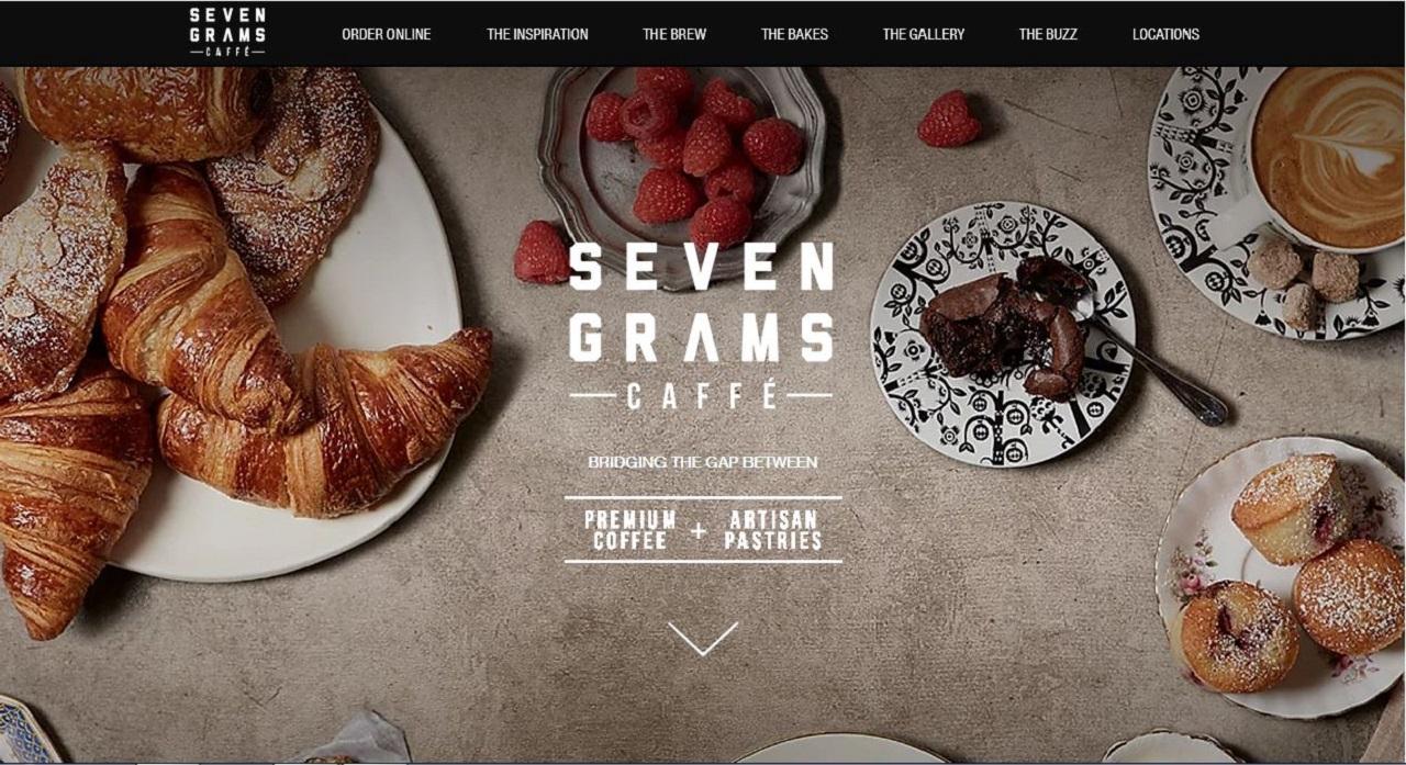 Seven grams caffé