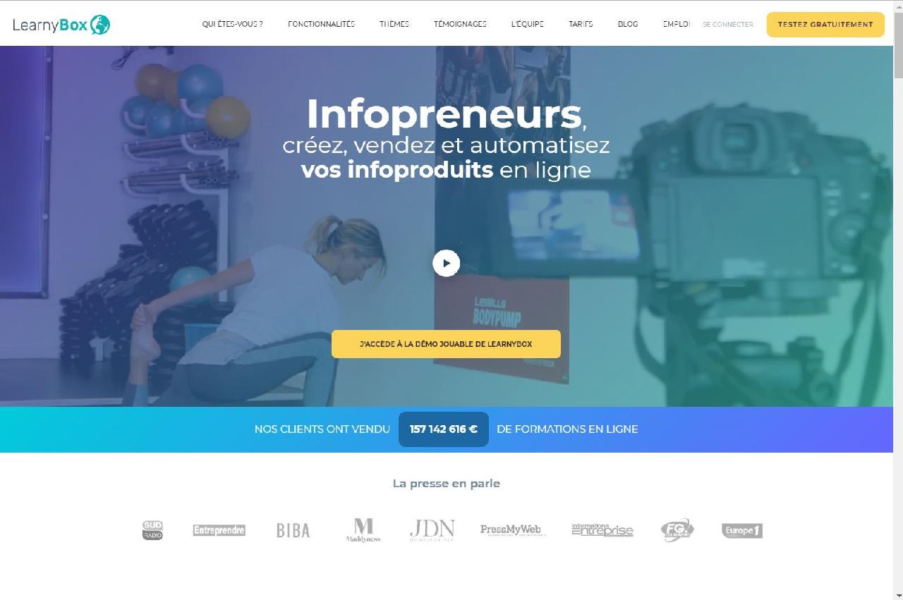 LearnyBox : Mon avis et mon guide